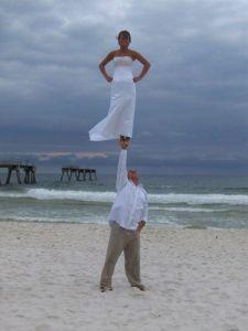 gymnast couple